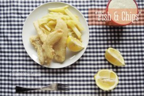 Fish and Chips (Pescado y Patatas): cómo preparar en casa