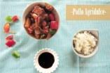 Pollo Agridulce casero: Receta de pollo con verduras al estilo oriental
