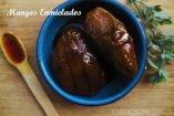 Mangos Enmielados con Piloncillo: Dulce típico Mexicano