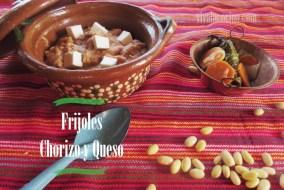 Frijoles con Chorizo y Queso, Frijoles puercos o Frijoles maneados
