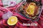 Pescado Pibil al horno. Receta Mexicana de pescado adobado