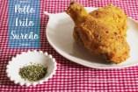 Pollo Frito Estilo Sureño o Pollo Americano Kentucky