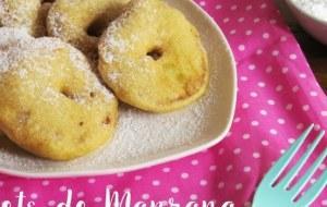 Beignet de Manzana o Buñuelos de Manzana: Receta sencilla