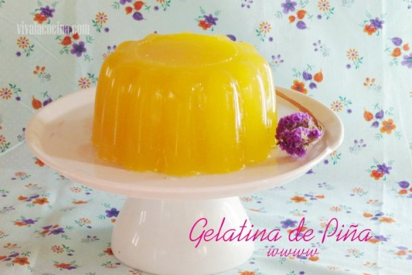 Gelatina de Pina