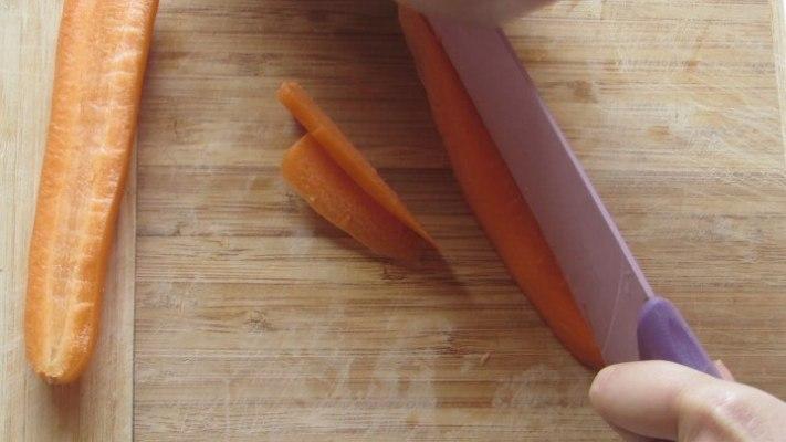 Picar zanahoria
