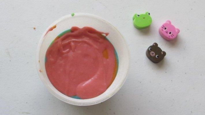 Cupcake armado