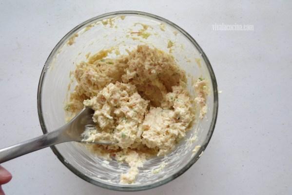 Cómo Mezclar para hacer el paté