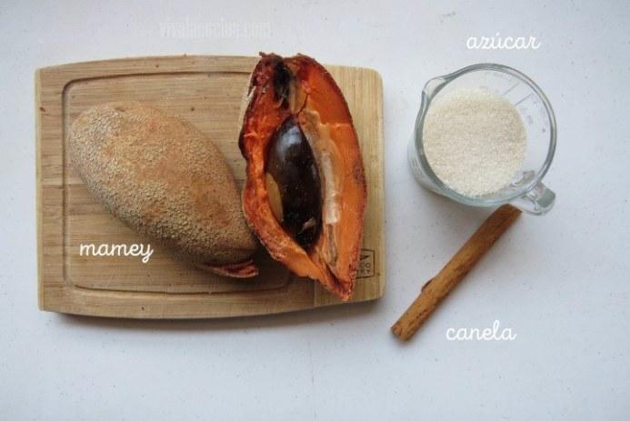 Ingredientes para preparar la receta de Cocktail de Pulpo y Camarones o Gambas
