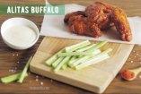Como Preparar Alitas Buffalo | Receta completa con vídeo