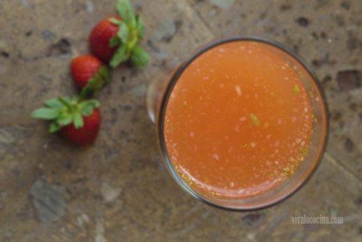 Bebida de Agua de Frutas