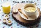 Crema Dulce de Piña para postres y relleno de galletas. Receta fácil