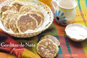 Gorditas de Nata: Receta Típica Mexicana