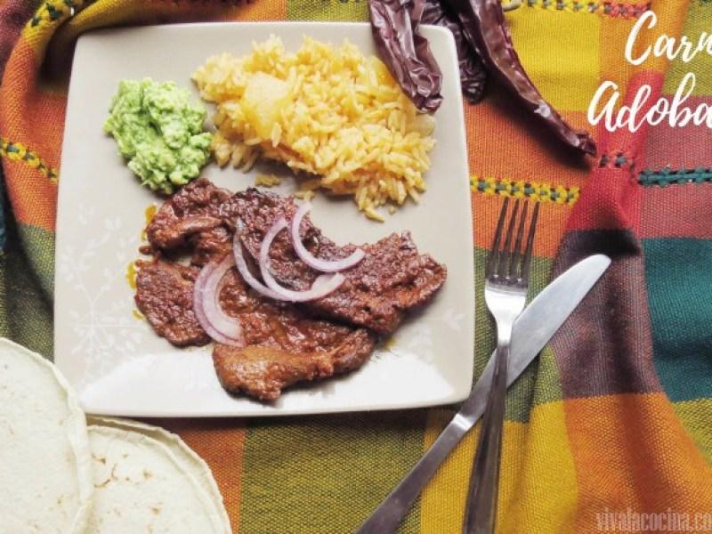 Carne Adobada