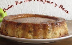 Budín de pan con manzanas y pasas: postre navideño. Cómo elaborarlo
