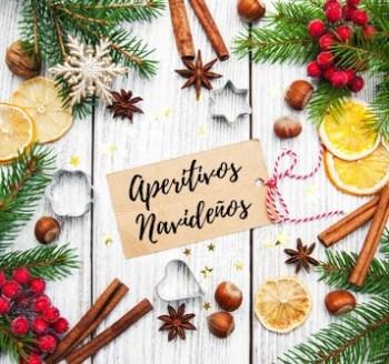 bocadillos para navidad y aperitivos fáciles