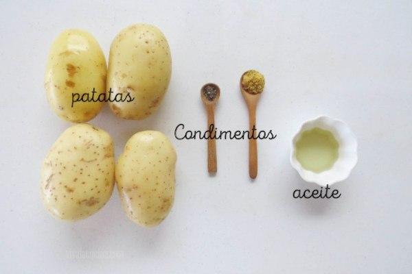 Ingredientes para preparar Atole de Pinole