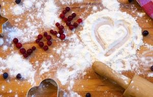 Recetas para el día de los enamorados. 2 Postres fáciles y ricos