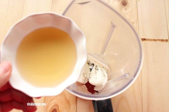 zumo de naranja para hacer cochinita pibil
