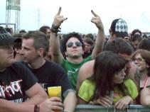 Fans at Nova Rock, 2009
