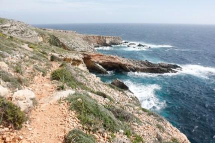 Südküste von Malta. 2015