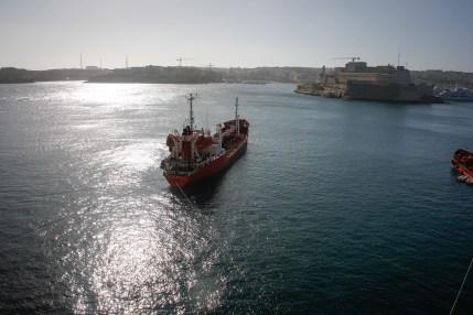 Im Hafen von Valletta. Malta, 2015