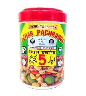 Achar Pachranga