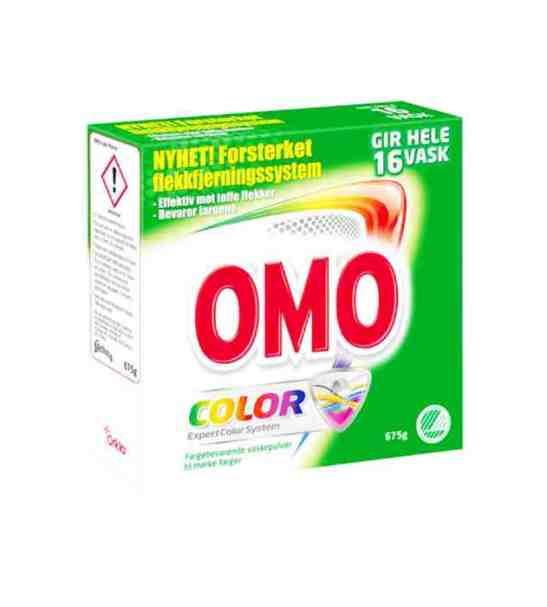 Omo Color 16Vaske
