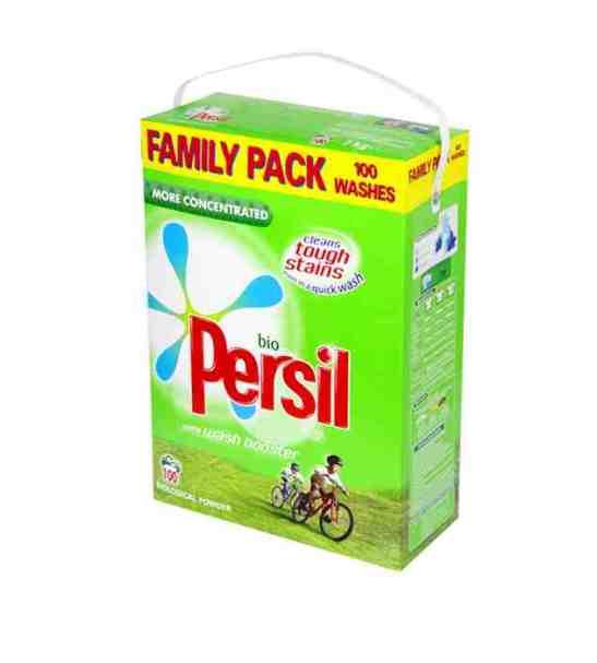 Persila Bio 18Vaske