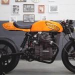 Lv Custome 1979 Honda Cx500 Cafe Racer Viva Moto