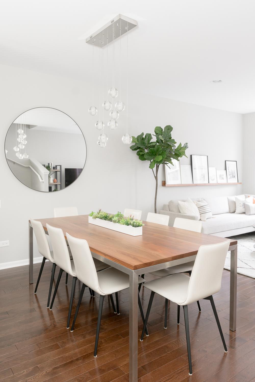 Our Modern Dining Room Design Viv Tim