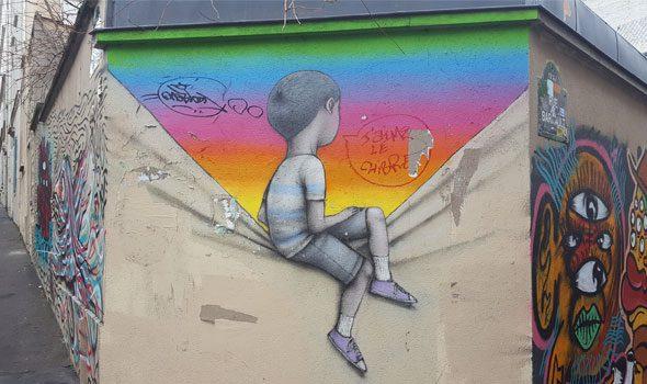 I 10 luoghi dove ammirare le più belle opere di street art a Parigi