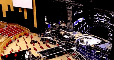 Miss Universe 2020 Stage