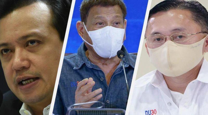 Trillanes Duterte Go
