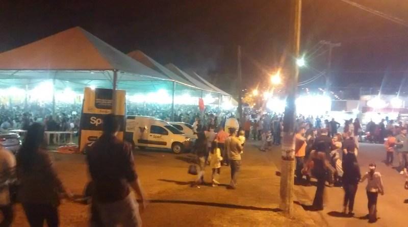 Tradicional Festa do Ovo em Bastos/SP