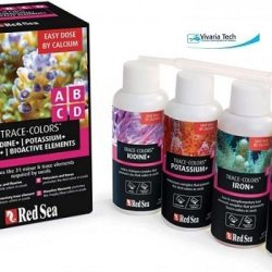 redsea trace colors abcd 4x100ml