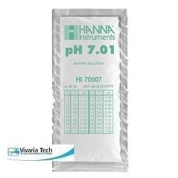 Hanna kalibratievloeistof pH 7.01