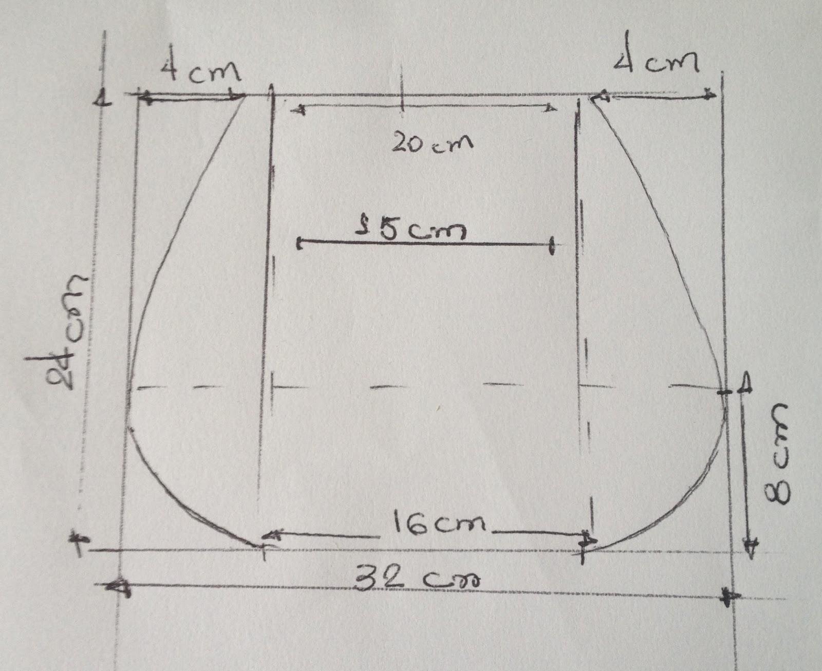 Bolsa De Tecido Passo A Passo Como Fazer : Passo a como fazer bolsa de tecido vivartesanato