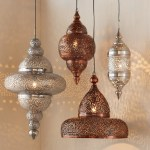 Moroccan Hanging Lamp Collection Vivaterra