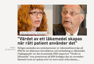 Fredrik Hed, moderator, SNS