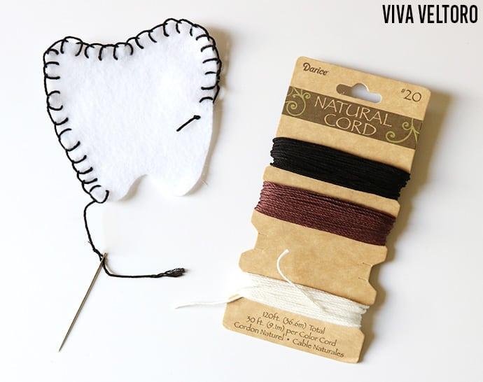 Tooth Fairy Pillow Tutorial Viva Veltoro