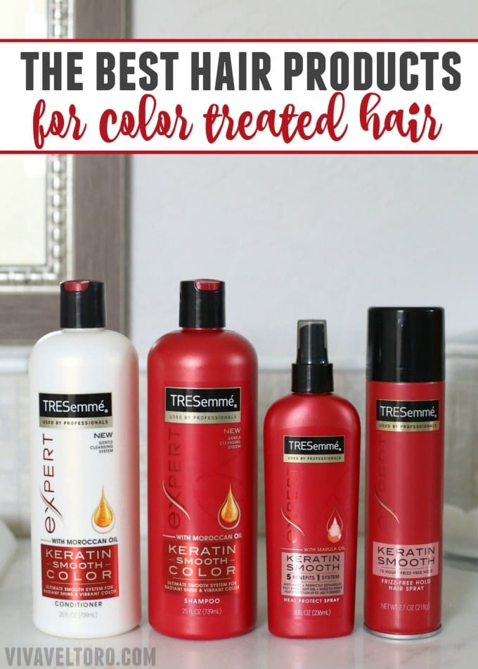 Best Hair Products For Color Treated Hair? Find Out Here! - Viva ...