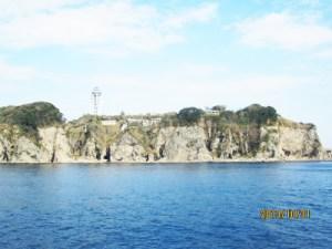 クルージング 江ノ島