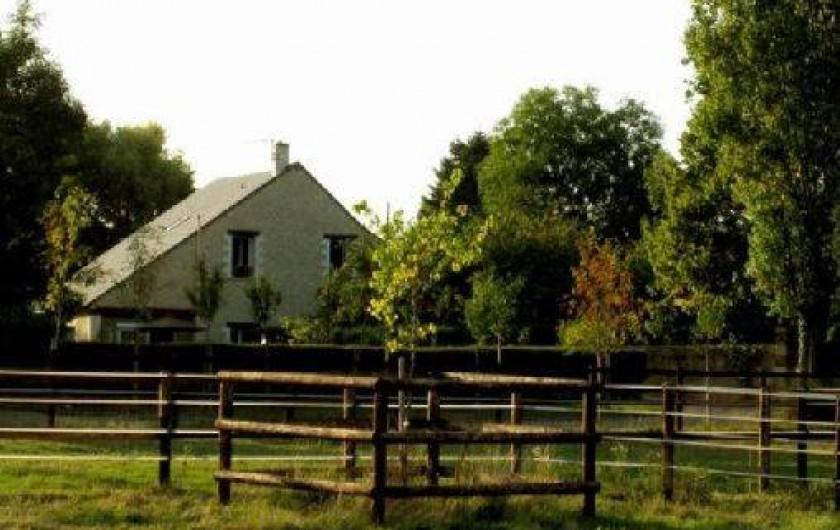 Maison Pour 10 Personnes Avec Piscine Bassenville Dans