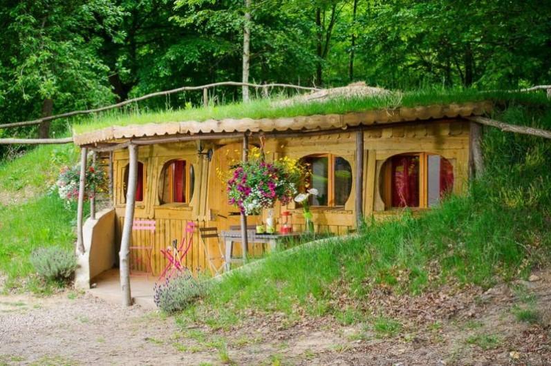 Hbergement Insolite Camping Le Coeur De La Fort