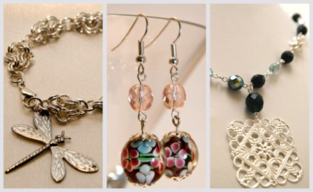 Sweet handcrafted jewelry   accessories   sweet contemplations handmade jewelry