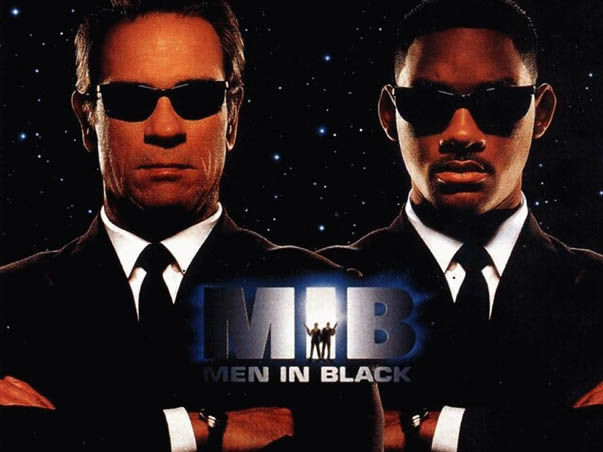 Men in Black Ray-Ban