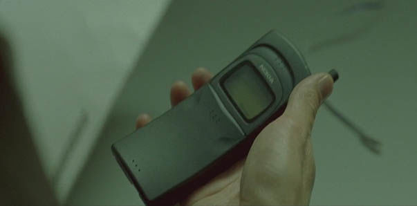 Nokia dans Matrix