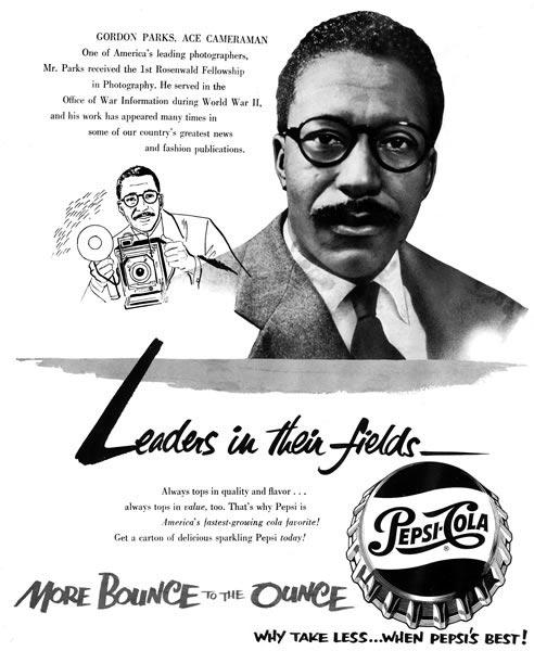 pepsi1951 L'image des noirs dans la publicité : 100 ans de racisme ?