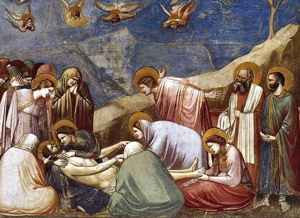 """Sábado santo: """"Preparación para la gran noche"""""""