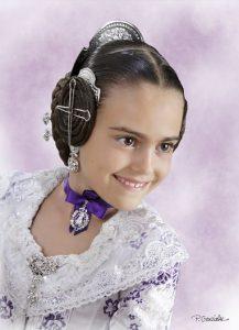 Rebeca Sánchez Agüera Falla Rosario-Plaza Calabuig